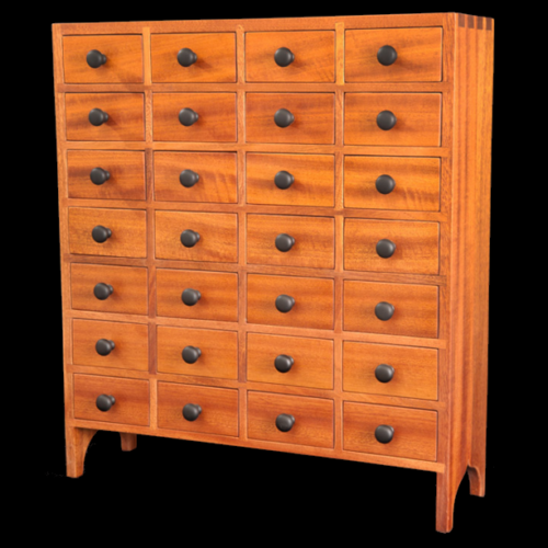 small drawer cabinet sapele cabinet small doug clark woodworking 26338